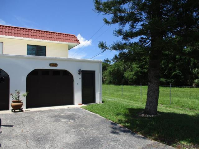 87 Ocean Palm Villas S #87, Flagler Beach, FL 32136 (MLS #239494) :: Memory Hopkins Real Estate