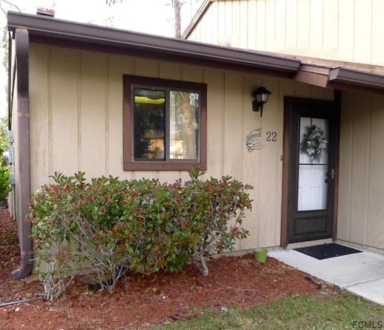 22 Village Dr #22, Flagler Beach, FL 32136 (MLS #239511) :: Memory Hopkins Real Estate