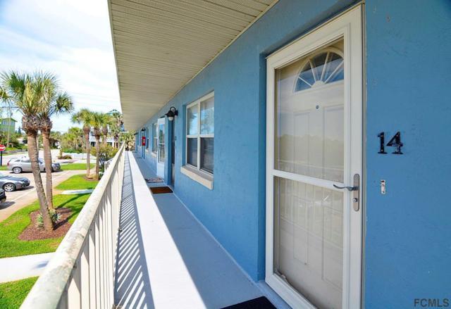 112 7th St S #14, Flagler Beach, FL 32136 (MLS #239587) :: Memory Hopkins Real Estate
