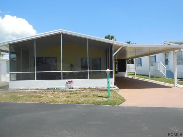 3 Windward  Dr, Beverly Beach, FL 32136 (MLS #240012) :: Memory Hopkins Real Estate