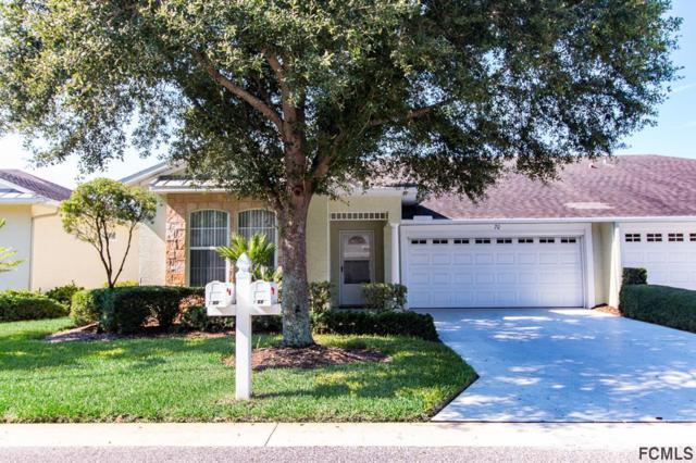 70 Veranda Way #85, Palm Coast, FL 32137 (MLS #240042) :: RE/MAX Select Professionals