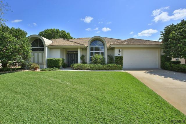 38 Kingsley Cir, Ormond Beach, FL 32174 (MLS #240081) :: RE/MAX Select Professionals