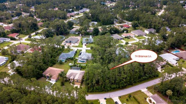 74 Briarvue Lane, Palm Coast, FL 32137 (MLS #240099) :: RE/MAX Select Professionals