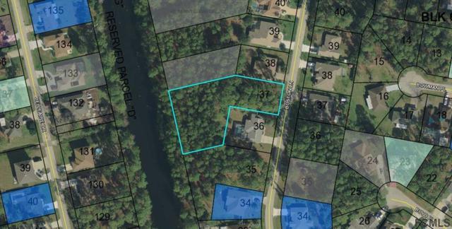 73 Boston Ln, Palm Coast, FL 32137 (MLS #240100) :: Memory Hopkins Real Estate