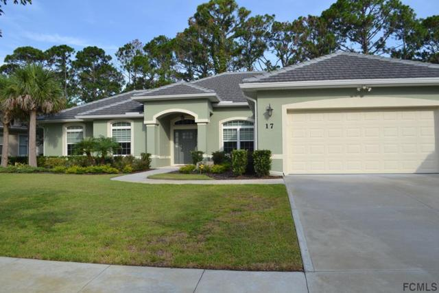 17 N Park Circle, Palm Coast, FL 32137 (MLS #240104) :: RE/MAX Select Professionals