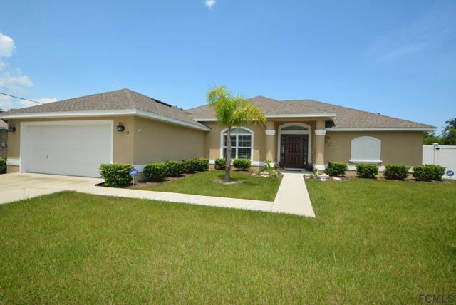 32 Freneau Lane, Palm Coast, FL 32137 (MLS #240131) :: Pepine Realty
