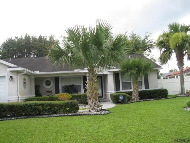 26 Lynbrook Drive, Palm Coast, FL 32137 (MLS #240133) :: Pepine Realty