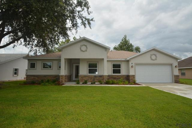 11 Ellwood Ln, Palm Coast, FL 32164 (MLS #240263) :: Memory Hopkins Real Estate