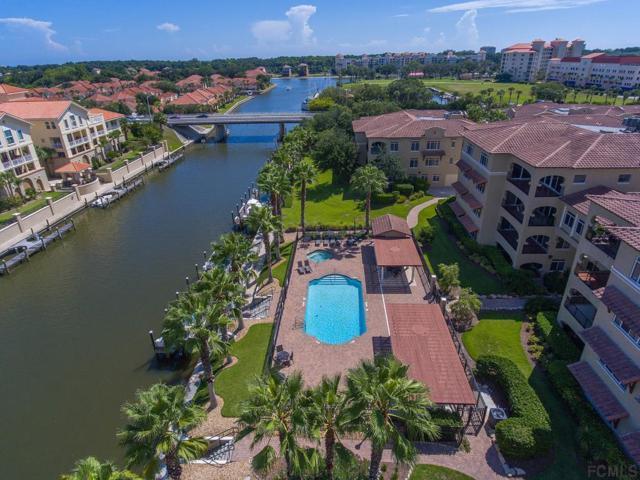 112 Club House Dr #204, Palm Coast, FL 32137 (MLS #240266) :: Memory Hopkins Real Estate