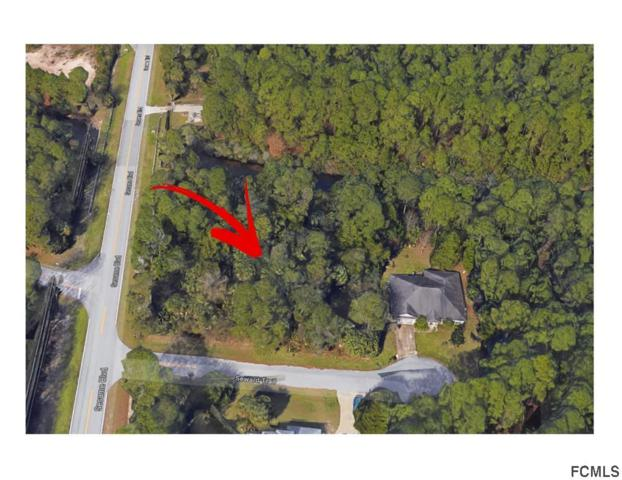 1 W Seward Trail W, Palm Coast, FL 32164 (MLS #240267) :: Memory Hopkins Real Estate