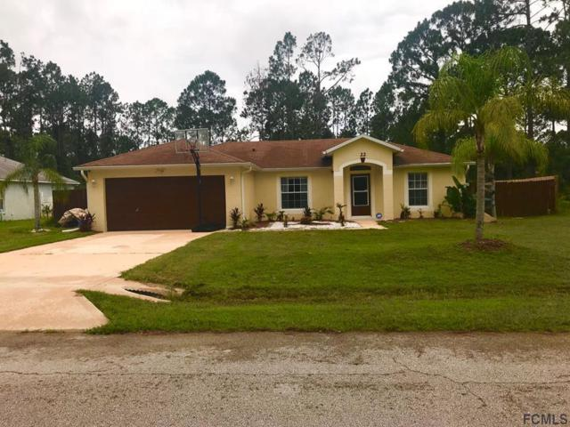 22 Seville Orange Path, Palm Coast, FL 32164 (MLS #240276) :: Memory Hopkins Real Estate