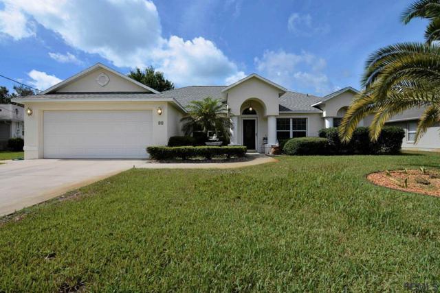 22 Egret Trail, Palm Coast, FL 32164 (MLS #240280) :: Memory Hopkins Real Estate