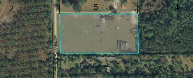 561 Old Haw Creek Rd, Bunnell, FL 32110 (MLS #240427) :: Memory Hopkins Real Estate
