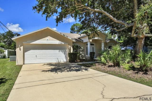 20 Easterly Place, Palm Coast, FL 32164 (MLS #240707) :: Memory Hopkins Real Estate