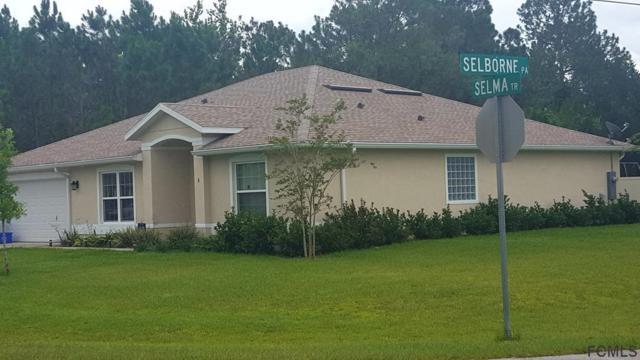 8 E Selma Trail, Palm Coast, FL 32137 (MLS #240721) :: Memory Hopkins Real Estate