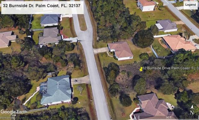 32 Burnside Drive, Palm Coast, FL 32137 (MLS #240738) :: Memory Hopkins Real Estate