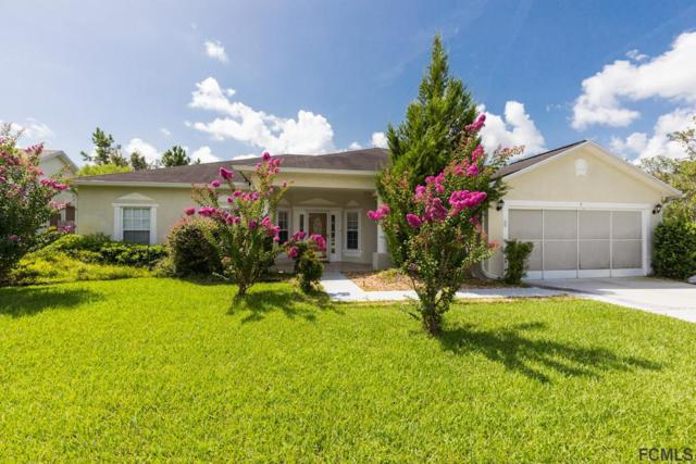 5 Burnet Place, Palm Coast, FL 32137 (MLS #240748) :: Memory Hopkins Real Estate