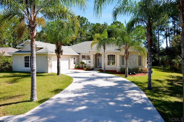 9 Pine Cedar Dr, Palm Coast, FL 32164 (MLS #240785) :: Memory Hopkins Real Estate