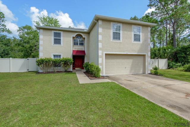 19 Slocum Path, Palm Coast, FL 32164 (MLS #240787) :: Memory Hopkins Real Estate
