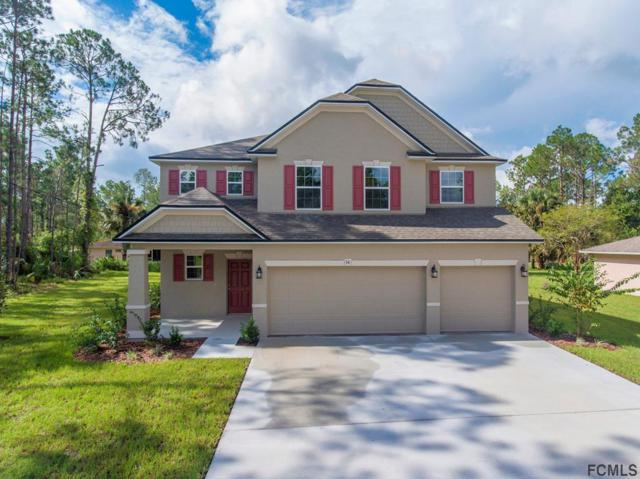 34 Slumber Path, Palm Coast, FL 32164 (MLS #240799) :: Memory Hopkins Real Estate
