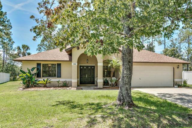 33 Edison Lane, Palm Coast, FL 32164 (MLS #240948) :: Memory Hopkins Real Estate