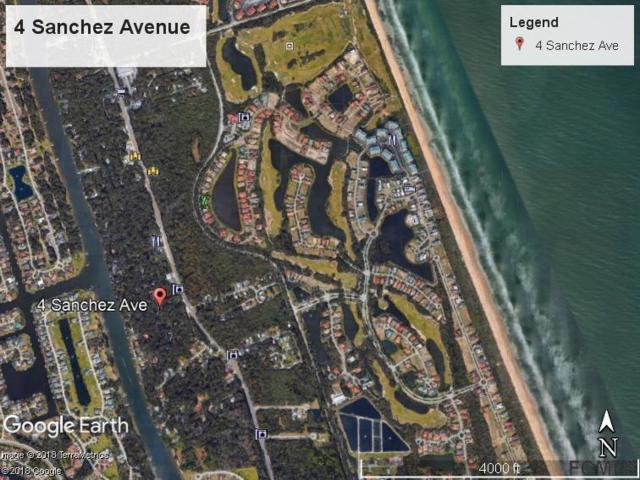 4 Sanchez Avenue, Palm Coast, FL 32137 (MLS #241113) :: Memory Hopkins Real Estate