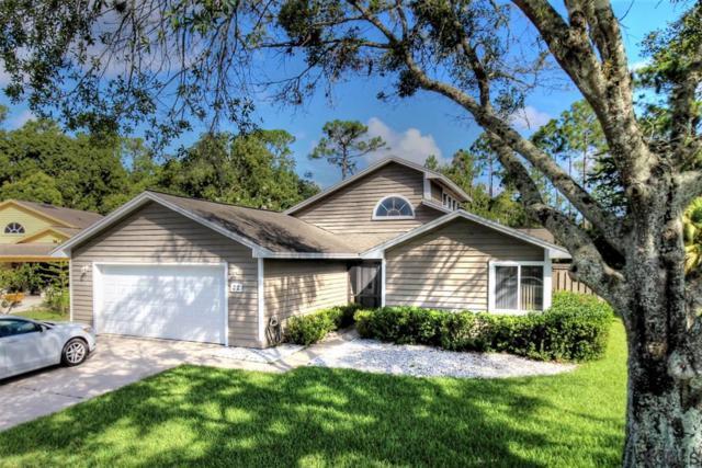 22 Treetop Circle, Ormond Beach, FL 32174 (MLS #241462) :: RE/MAX Select Professionals