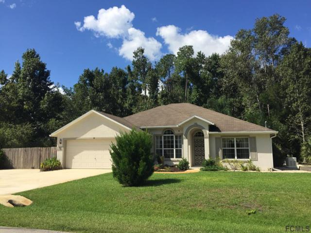 21 Zephyr Lily Trail, Palm Coast, FL 32164 (MLS #241739) :: RE/MAX Select Professionals