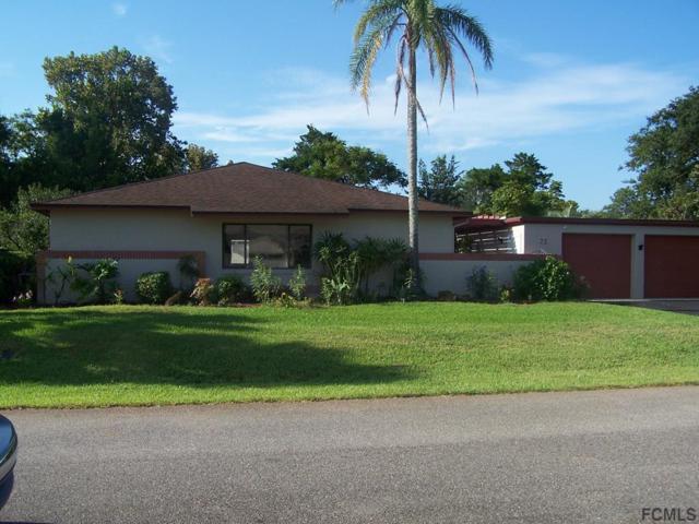 22 Casper Dr, Palm Coast, FL 32137 (MLS #241828) :: Pepine Realty