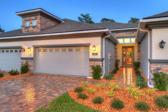 848 Aldenham Ln #848, Ormond Beach, FL 32174 (MLS #241858) :: RE/MAX Select Professionals