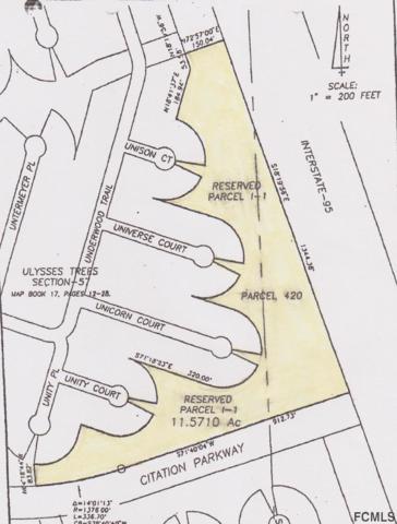 1-1 Citation Pkwy, Palm Coast, FL 32164 (MLS #241886) :: RE/MAX Select Professionals