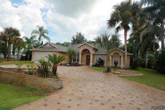 64 Eagle Harbor Trail, Palm Coast, FL 32164 (MLS #241901) :: RE/MAX Select Professionals