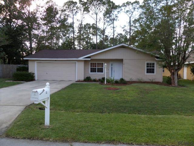 44 Elder Drive, Palm Coast, FL 32164 (MLS #241916) :: RE/MAX Select Professionals