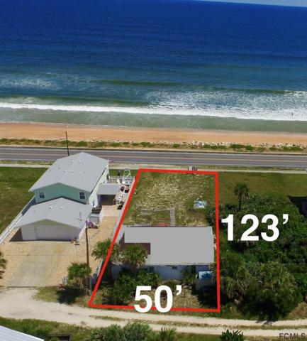 1628 S Ocean Shore Blvd, Flagler Beach, FL 32136 (MLS #242137) :: RE/MAX Select Professionals