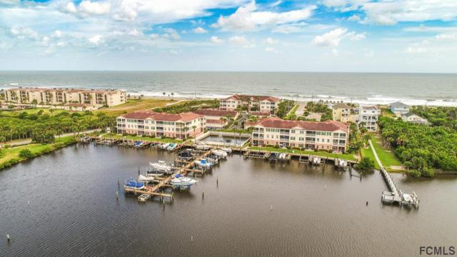 200 Marina Bay Drive #203, Flagler Beach, FL 32136 (MLS #242167) :: Pepine Realty