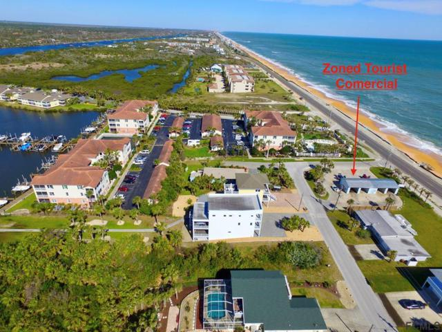 2299 N Ocean Shore Blvd, Flagler Beach, FL 32136 (MLS #242199) :: RE/MAX Select Professionals