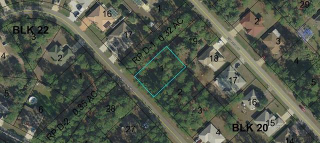 15 Pine Cottage Ln, Palm Coast, FL 32164 (MLS #242309) :: RE/MAX Select Professionals