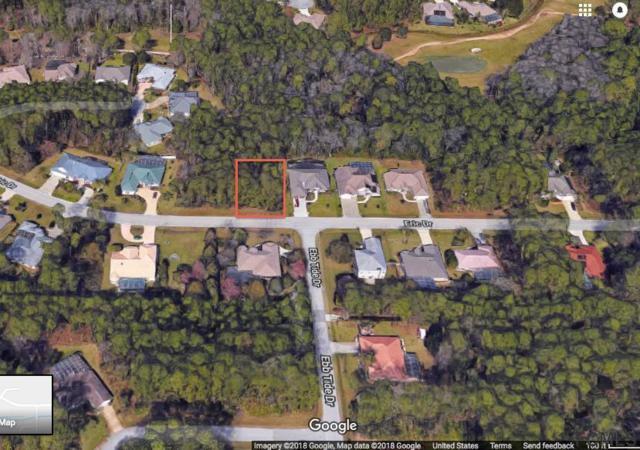 167 Eric Drive, Palm Coast, FL 32164 (MLS #242326) :: RE/MAX Select Professionals