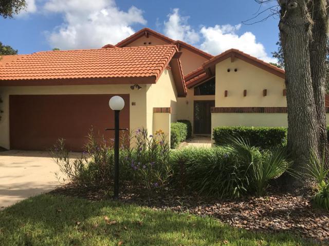 31 Village Circle #31, Palm Coast, FL 32164 (MLS #242336) :: RE/MAX Select Professionals