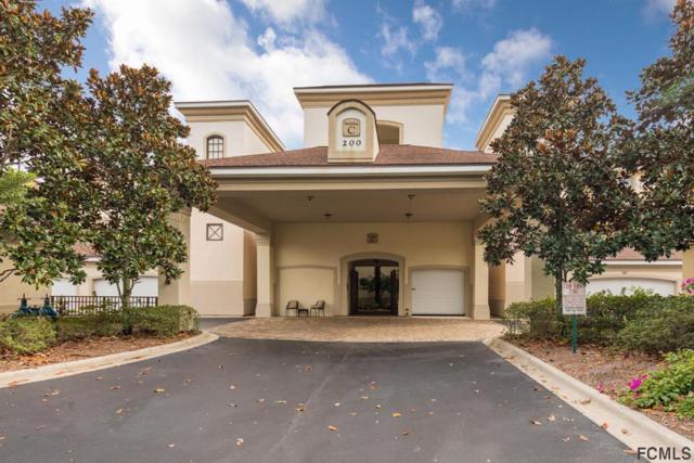 200 Riverfront Drive C101, Palm Coast, FL 32137 (MLS #242370) :: RE/MAX Select Professionals