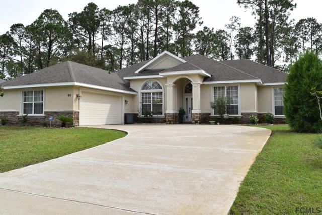 60 Piedmont Drive, Palm Coast, FL 32164 (MLS #242417) :: RE/MAX Select Professionals