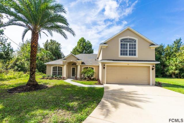 22 Long Pl, Palm Coast, FL 32137 (MLS #242437) :: RE/MAX Select Professionals