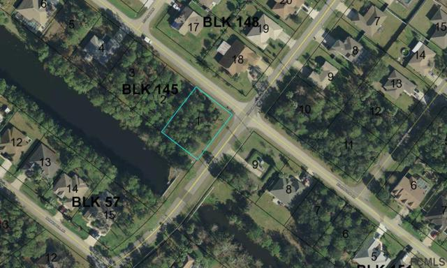 175 Birchwood Dr, Palm Coast, FL 32137 (MLS #242473) :: RE/MAX Select Professionals