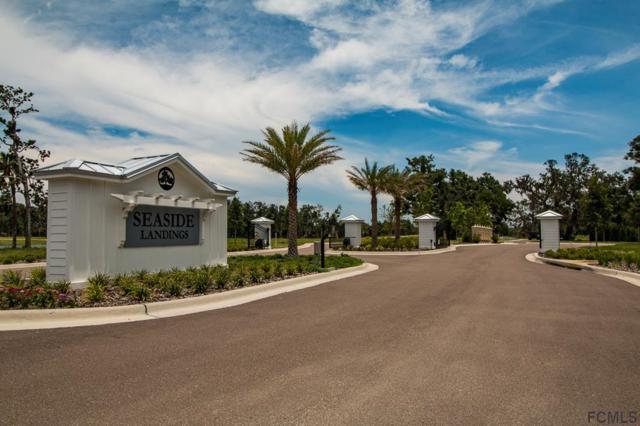 233 Seaside Landings Dr, Flagler Beach, FL 32136 (MLS #242478) :: Memory Hopkins Real Estate