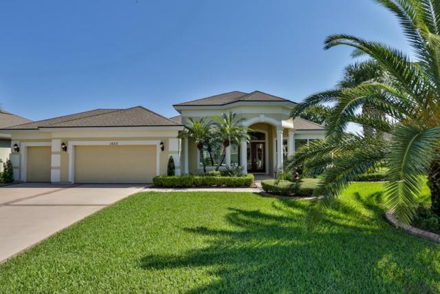 1022 Stone Lake Dr, Ormond Beach, FL 32174 (MLS #242483) :: RE/MAX Select Professionals