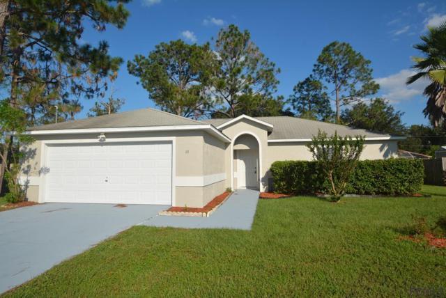 19 Rolling Sands Drive, Palm Coast, FL 32164 (MLS #242527) :: RE/MAX Select Professionals