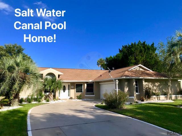 41 Colonial Ct, Palm Coast, FL 32137 (MLS #242537) :: RE/MAX Select Professionals