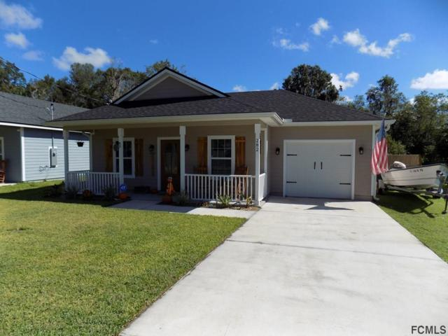 282 N Peachtree St, Hastings, FL 32145 (MLS #242542) :: RE/MAX Select Professionals