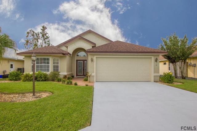 13 Comet Court, Palm Coast, FL 32137 (MLS #242640) :: Pepine Realty
