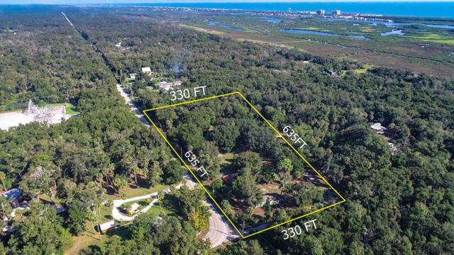 5995 John Anderson Hwy, Flagler Beach, FL 32136 (MLS #242658) :: Pepine Realty